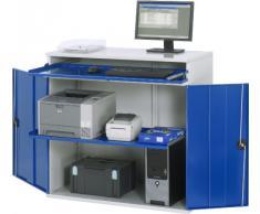 Computer - Schrank Rau 1100 x 520 x 1060 mm
