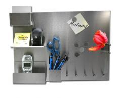 Pinwand Memoboard Magnettafel Schlüsselkasten Modell ELECSA 1040