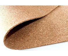 Pinnwand Korkplatte 100 x 50 cm - Stärken: 2 mm feine Körnung hochelastisch und antistatisch Sonderposten