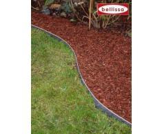 10 St. Rasenkante Rasenkanten Metall verzinkt 118x13 cm Gesamtabmessung 11.5 m