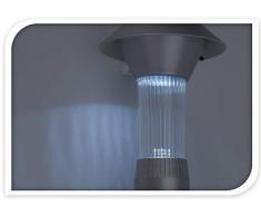 made2trade Gartenthermometer - Solarbetriebene Beleuchtung - 98cm