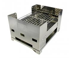 Esbit Klappbarer Koffergrill BBQ-Box