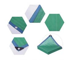 HWL Schattentuch Roll Shade Tuch mit 80% UV-Schutz, Wasser & Luft Durchlässig Schattensegel für Patio Markisenfenster Pergola Pavillon (Size : 4m×8m)