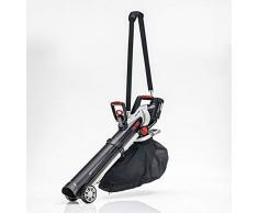 AL-KO Akku-Laubsauger LBV 4090 Energy Flex (Blasen und Saugen in einem Gerät, Variabler Luftstromregeler, Luftgeschwindigkeit 60 M/S, inkl. 45 L Fangsack)