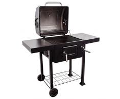Char-Broil 3500 - Convective Performance Holzkohlegrill, Schwarz.