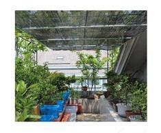 JDlept Sonnensegel, Rechteck Markisenüberdachung Außengarten Terrassenpflanze Swimmingpool 90% Beschattungsrate Sonnenschutz. (Size : 3m*3m)