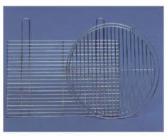 Landmann Grillrost, Silber, 50 x 50 x 20 cm