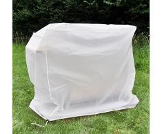 Grillabdeckung - Wetterschutzhülle für Grillwagen 90 x 60 x 115 cm (B x T x H) 61058