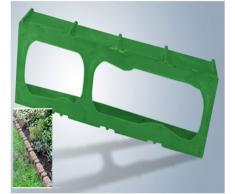GHZ 106196-D D.I.Y. Pflasterer Form Beetbegrenzung, grün