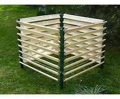 Garten Komposter 1300L Thermokomposter Kompostbehälter Kompostsilo