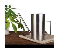 IMEEA® 53Oz Gebürsteter SUS304 Edelstahl Modernen Stil Zylindrische Gießkanne