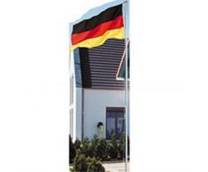 Fahnenmast Alu 6,2m + Fahne