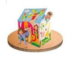 Intex 45642NP - Jungle Fun Cottage Spielzelt