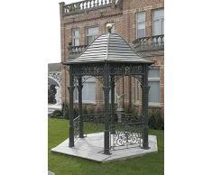 pompidu-living Pavillon, Eisenpavillon, Gartenhaus, Laube