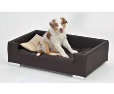 Silvio Design 21915.101 Hundesofa Candy braun, braun