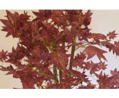 Künstliche Pflanzen - 1,2 m hoch, Künstlicher Fächerahorn mit Topf - Künstliche Ahornpflanze