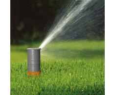 GARDENA Sprinklersystem Turbinen Versenkregner T200: Bewässerungssystem für mittelgroße Rasenflächen bis 200 m², mit einstellbarer Wurfweite (5-8 m) und stufenloser Sektoreneinstellung (8203-29)