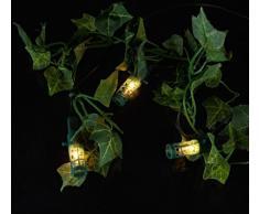 Näve Lichterkette für Innen Efeu 3 m 569617