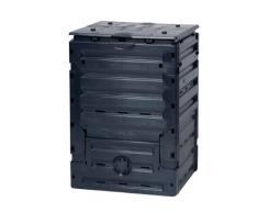 Graf 628000 Komposter Eco-Master, 300 L, schwarz