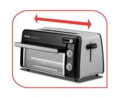 Tefal Toast n Grill TL6008 2in1 Toaster und Mini-Ofen (1300 Watt)