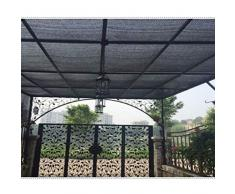 JDlept Sonnensegel, Rechteck Markisenüberdachung Außengarten Terrassenpflanze Swimmingpool 90% Beschattungsrate Sonnenschutz. (Size : 5m*6m)