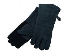 RÖSLE Grillhandschuhe, 2-tlg., Leder, zertifiziert, Universalgröße 24/XL