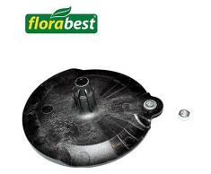 Florabest Schneidscheibe für Florabest Akku Rasentrimmer FRT 18 A und FRT 18 A1 - Schneidscheibe / Aufnahme für Kunststoffmesser