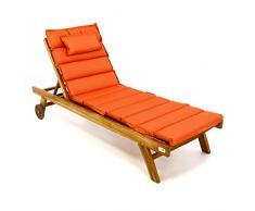 gartenliege teak g nstige gartenliegen teak bei livingo kaufen. Black Bedroom Furniture Sets. Home Design Ideas