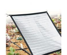 JDlept Sonnensegel, Rechteck Markisenüberdachung Außengarten Terrassenpflanze Swimmingpool 75% Beschattungsrate Sonnenschutz. (Size : 2m*3m)