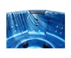 Blue Whale Spa Albany Outdoor Whirlpool - 6 Personen Außenwhirlpool