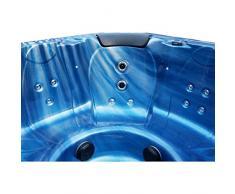 Blue Whale Spa Albany Outdoor Whirlpool - 6 Personen Außenwhirlpool