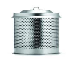 LotusGrill G-HB2-D115 Korb trennt Kohle Zubehör für Grill/Grill