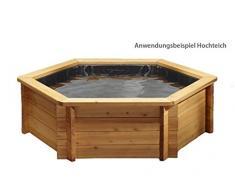 Gartenteich Hochteich Teich Einsatz Ø 130cm