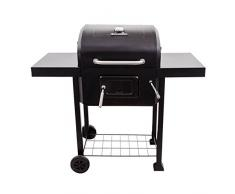 Char-Broil 2600 - Convective Performance Holzkohlegrill, Schwarz.