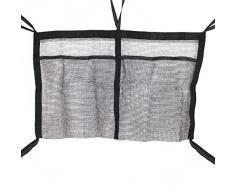 MS-Point Aufbewahrungstasche Schuhtasche Netztasche Schuhnetz für Gartentrampolin Zubehör