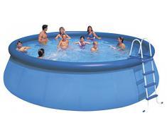 Intex Aufstellpool Easy Set Pools®, Blau, Ø 457 x 122 cm