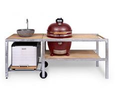 Outdoorküche Klappbar Kaufen : Außenküche günstige außenküchen bei livingo kaufen