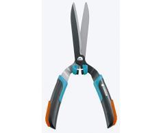 Gardena Comfort Buchsschere: Handliche Heckenschere zum Schneiden von Buchsbaum/Formgehölzen, präzise, 615 g, antihaftbeschichtet, 40 cm (399-20)