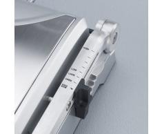 SEVERIN KG 2392 Kontaktgrill (1.800 W, mit wechselbaren Grillplatten) Edelstahl