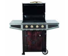 Tepro Gasgrill Hunter Valley, Mehrfarbig
