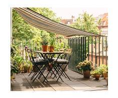 JDlept Sonnensegel, Rechteck Markisenüberdachung Außengarten Terrassenpflanze Swimmingpool 95% Beschattungsrate Sonnenschutz. (Size : 1.8m*1.8m)