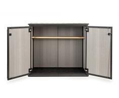 Keter Aufbewahrungsbox Patio Store, Grau, 1m³