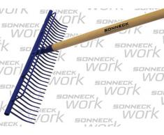 Sonneck Work Rasenrechen ohne Stiel