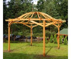 Valencia Holzpavillon