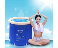 Bathtub Folding Wannenbad Fass Erwachsenen Wanne Aufblasbare Badewanne,  Dicker Plastikeimer Badewanne. ( Größe :