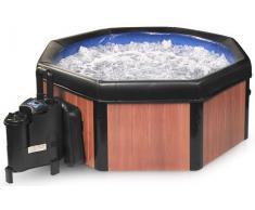 UNÜBERTROFFEN FLEXIBEL - DIE NO - 1 in den USA - STABIELO PRODUKTE ® - GANZ JAHRES WHIRLPOOL - SPA-N-A-BOX - MIT CHEMIE STARTERSET - (150 €) - Holly ® Produkte - mit 127 JET LUFTDÜSEN - INDOOR-OUTDOOR - aus RAFTING-SCHLAUCHBOOT