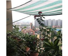 JDlept Sonnensegel,Rechteck Markisenüberdachung Außengarten Terrassenpflanze Swimmingpool 90% Beschattungsrate Sonnenschutz. (Size : 3m*5m)