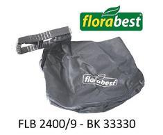 Florabest Laubsauger Fangsack mit Halterung FLB 2400/9 IAN 33330 Lidl Florabest