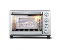 VIONNPPT Edelstahl Ofen Rotisserie Grill Korb Bratenkorb Bakeware BBQ Tumbler Korb, Zubehör zu Heißluft Grillkorb, rund, für Halogen-Konvektionsofen
