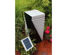 solarbrunnen g nstige solarbrunnen bei livingo kaufen. Black Bedroom Furniture Sets. Home Design Ideas